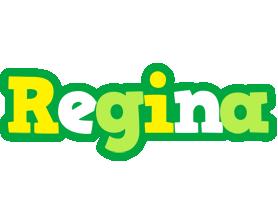 Regina soccer logo