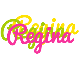 Regina sweets logo