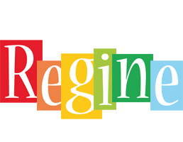 Regine colors logo
