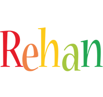 Rehan birthday logo