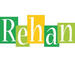 Rehan lemonade logo