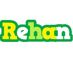 Rehan soccer logo