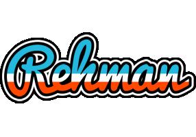 Rehman america logo