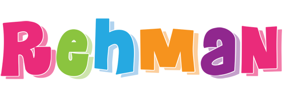 Rehman friday logo