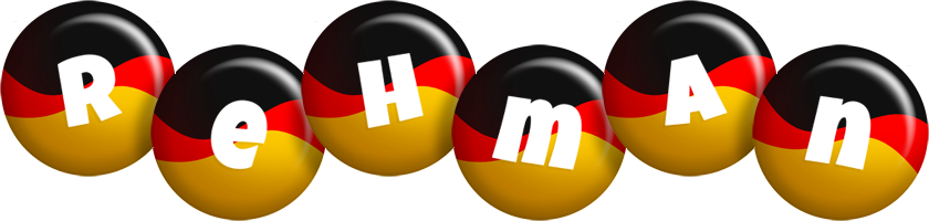 Rehman german logo
