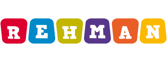 Rehman kiddo logo
