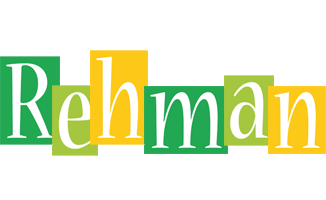 Rehman lemonade logo