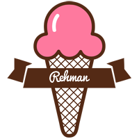 Rehman premium logo