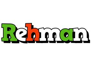 Rehman venezia logo