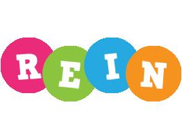 Rein friends logo
