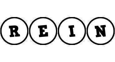 Rein handy logo