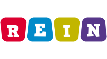 Rein kiddo logo