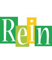 Rein lemonade logo