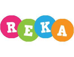 Reka friends logo