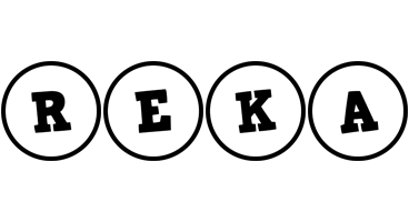 Reka handy logo