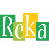 Reka lemonade logo