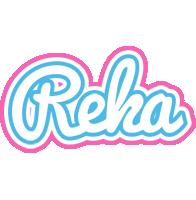 Reka outdoors logo