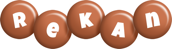 Rekan candy-brown logo