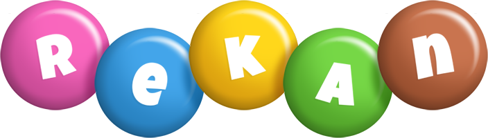 Rekan candy logo