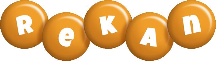 Rekan candy-orange logo