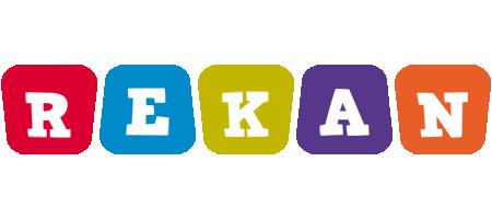 Rekan daycare logo