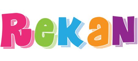 Rekan friday logo