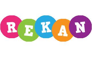 Rekan friends logo