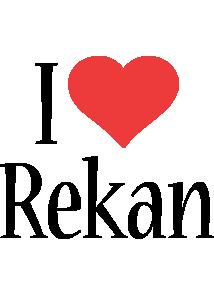 Rekan i-love logo
