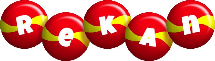 Rekan spain logo