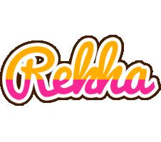 Rekha smoothie logo