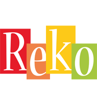 Reko colors logo