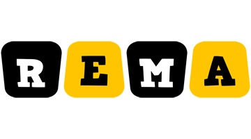 Rema boots logo