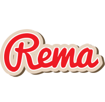 Rema chocolate logo