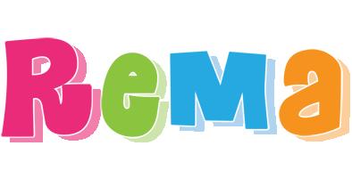 Rema friday logo