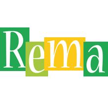 Rema lemonade logo