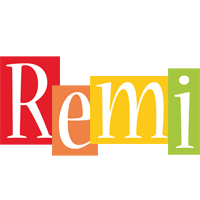Remi colors logo