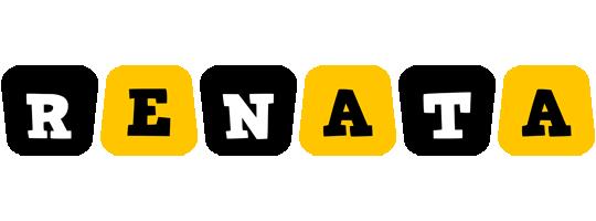 Renata boots logo