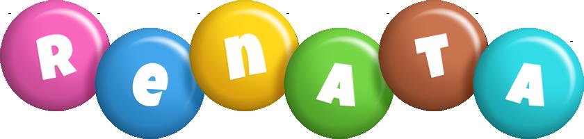 Renata candy logo