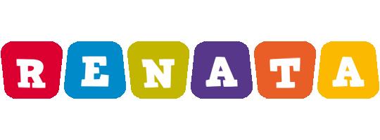 Renata daycare logo