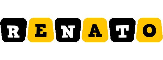 Renato boots logo