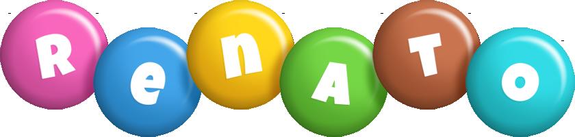 Renato candy logo