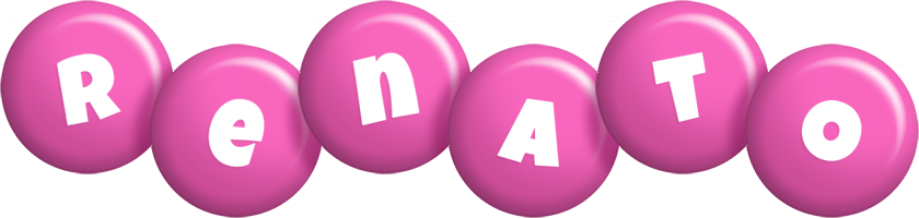 Renato candy-pink logo