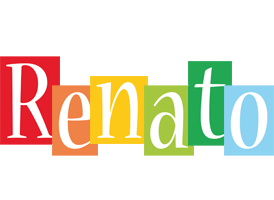 Renato colors logo