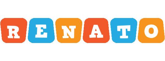Renato comics logo