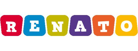 Renato daycare logo