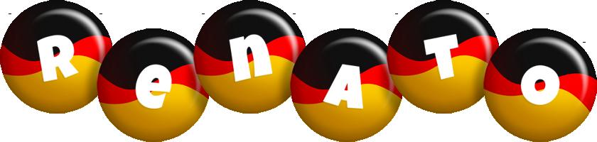 Renato german logo