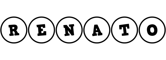Renato handy logo