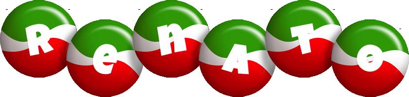 Renato italy logo