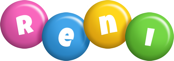 Reni candy logo