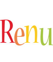 Renu birthday logo